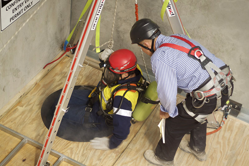 Confined Space Safety Awareness Elite Management